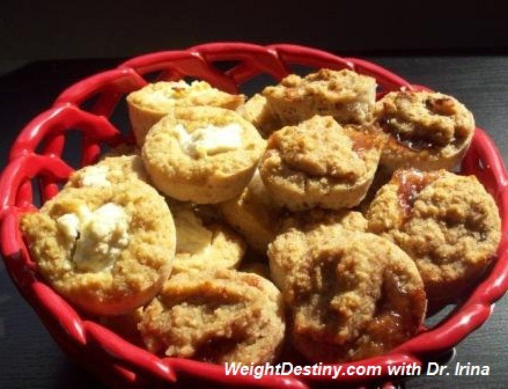 Healthy Mini-Muffins