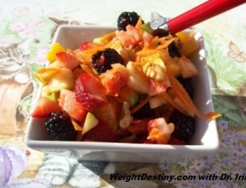 Fresh Fruits and Berries Salad