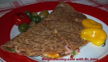 Low GI recipes_Best Healthy Quesadillas