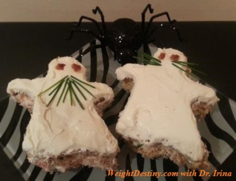 BOO appetizers