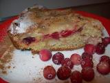 Low GI recipes: Apple Cranberry Cake eat to lose weight.Weight loss help.Weight Loss Plans Boston MA