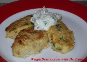 Low-GI-recipes_Fish-Cakes-with-Tzasiki-Sauce.jpg