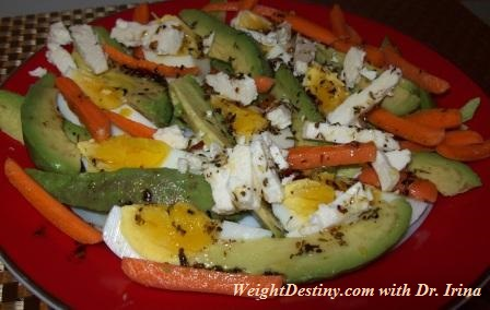 Low-GI-recipes_Healthy-Low-Glycemic-Avocado-Salad