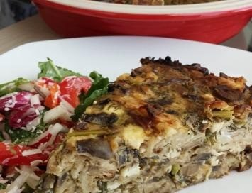 Low-GI-recipes_Mushroom-casserole-whole_Low-Glycemic-healthy-appetizers.jpg