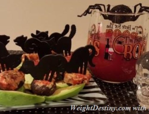 Black Cats with Bloody Mary