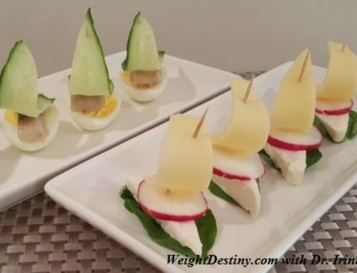 Healthy One-Bite Appetizers