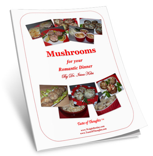 Mushrooms for Your Romantic Dinner