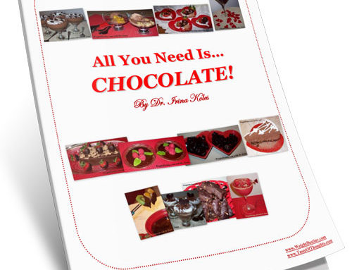 All You Need is…Chocolate!