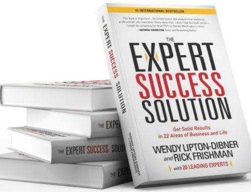 #1 International Bestseller:                                                                                                    The Expert Success Solution