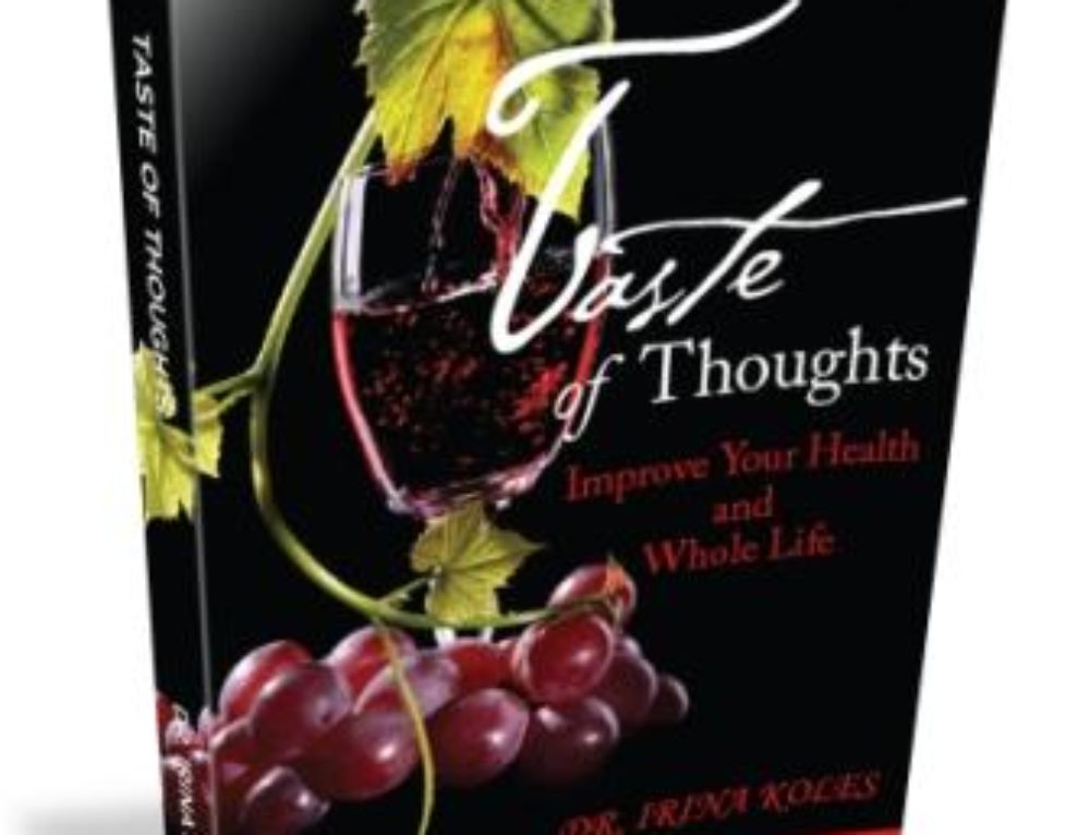 Bestselling book Taste of Thoughts ®