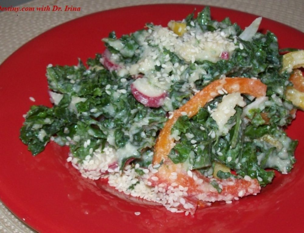 Kale salad SEDONA